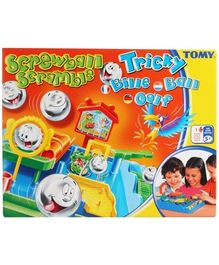 Tomy Screwball Scramble Tricky Bille - Ball Golf