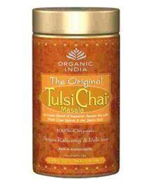 Organic India Tulsi Chai Masala - 100 gm Tin
