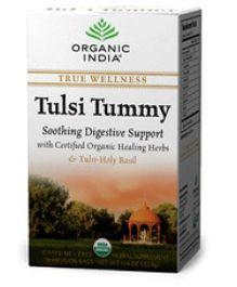Organic India Tulsi Tummy Tea - 18 Tea Bags