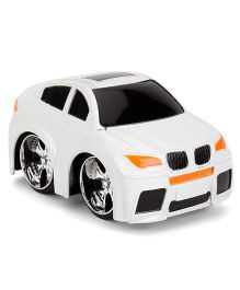 Smiles Creation Car Toy - White
