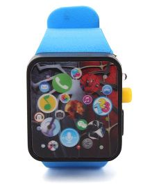 Smiles Creation Touch Screen Watch - Blue