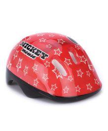 Mickey Helmet - Red