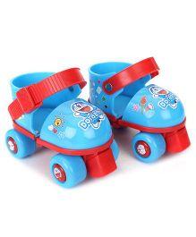 Doraemon Toddler Skates - Blue And Red