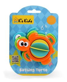 K's Kids Bathing Turto Pack Of 3 - Multicolor