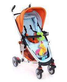 K's Kids Fantasia Baby Stroller - Orange
