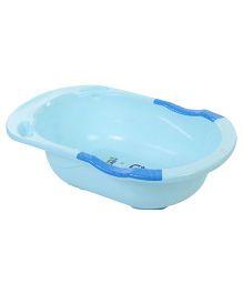 Babyhug Baby Bath Tub Duck Print - Sky Blue
