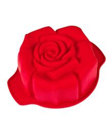 Wonderchef Rose Cake Mould - Red