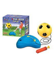 Happy Kids Soccer Practice Set - Multicolor