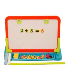 Happykids Learning Easel and Drawing Set - Multicolor
