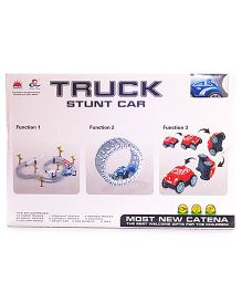 Happykids Stunt Car And Track Set - Multicolor