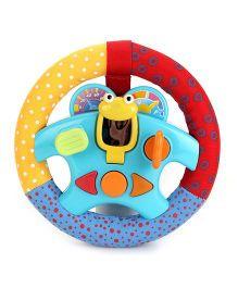 Winfun Wheel N Sound Driver - Multicolor