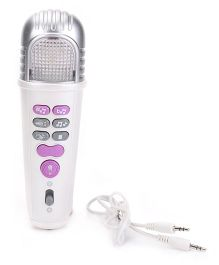 Winfun Superstar Pro Microphone - White