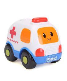 Winfun Ambulanace Go Go Drivers - White