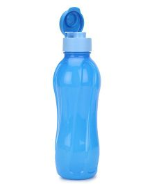 Cello Homeware Flip Top Bottle Blue - 600 ml