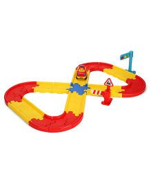 Winfun Go Go Drivers Car and Stop 'n Go Track Set - Yellow