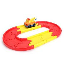 Winfun Go Go Drivers Tow Truck and Starter Track Set