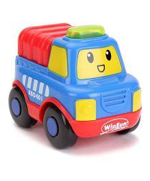 Winfun-Go Go Driver Truck - Blue