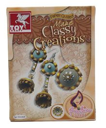 Toy Kraft Make Classy Creations - Multicolor