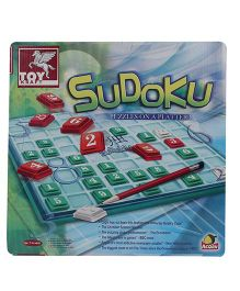 Toy Kraft Sudoku Puzzles on a Platter