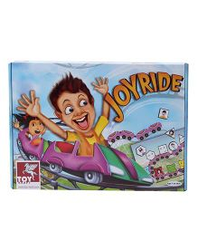 Toy Kraft Joy Ride Board Game