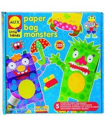Alex Toys Paper Bag Monsters - Multicolor