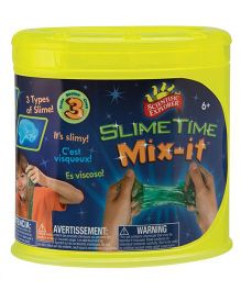 Scientific Explorer Slime Time Mix It - Multicolor