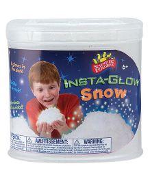Scientific Explorer Insta Glow Snow - Multicolor