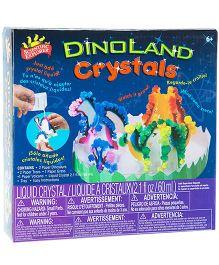 Scientific Explorer Dinoland Crystals - Multicolor
