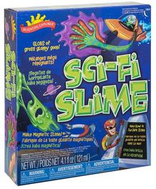 Scientific Explorer Sci-fi Slime - Multicolor