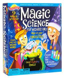 Scientific Explorer Magic Science For Wizards - Multicolor