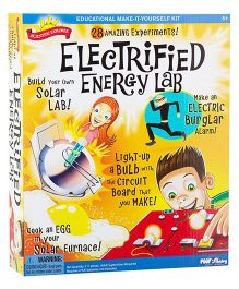 Scientific Explorer Electrified Energy Lab - Multicolor
