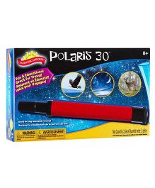 Scientific Explorer Polaris 30 Telescope - Multicolor