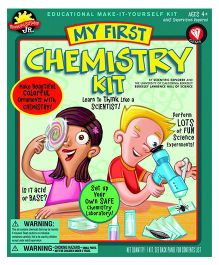 Scientific Explorer My First Chemistry Set - Multicolor