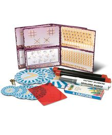 Scientific Explorer Secret Messages Mini Lab - Multicolor