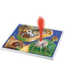 Scientific Explorer All About Volcanoes - Multicolor