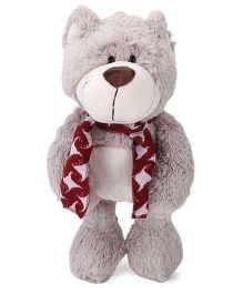 Abracadabra Teddy Bear Grey - 28 cm