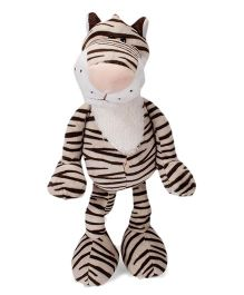 Abracadabra Zebra Soft Toy Black And White - 36 cm