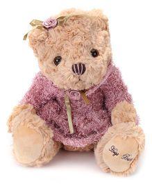 Abracadabra Teddy Bear Cream - 26 Cm