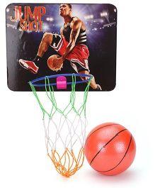 Ratnas Jump Shot Basket Ball
