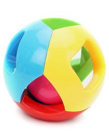 Ratnas Smart Ringing Ball - Multi Color