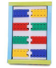 Ratnas Zig Zag Links - Multi Color
