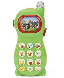 Smiles Creation Musical Phone - Green