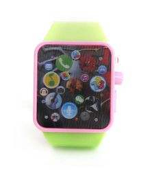 Smiles Creation Touch Screen Watch - Green