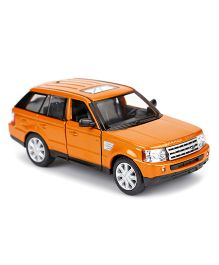Kinsmart Die Cast Metal Car Toy - Orange