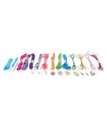 Style Me Up Easy Knit Bracelets - Multicolor