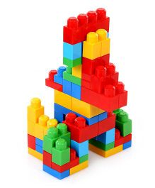 Mega Bloks First Builders Fun Endless Building 80 Pieces - Multicolor