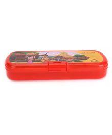 Chhota Bheem Pencil Box - Red