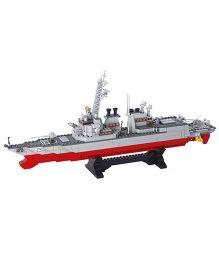 Sluban Lego Destroyer M38 - B0390 Game