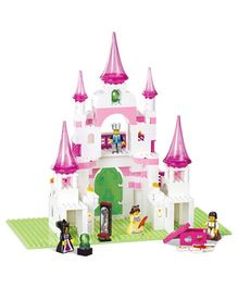 Sluban Dream Palace Building Block Set