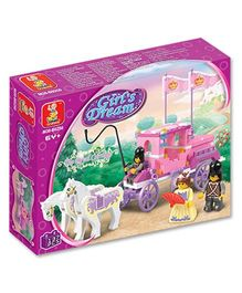 Sluban Lego Royal Carriage Set